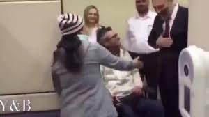 دست ندادن «وزیر کشور» رژیم صهیونیستی به زن نامحرم!